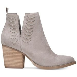 Carlos Santana Whitley Booties Size 9.5 NEW $80